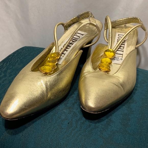 Loriblu Shoes - Vintage Loriblu Heels
